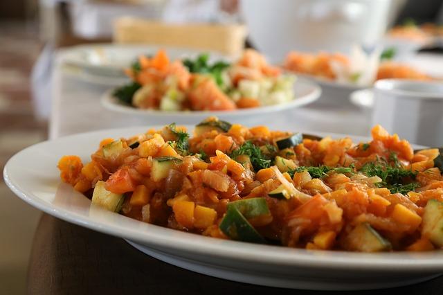 Fit obiad na szybko – indyk z brokułami